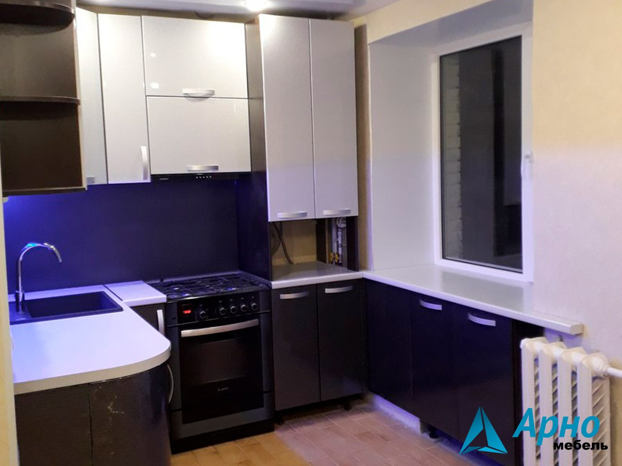 Кухни и шкафы-купе в Петрозаводске